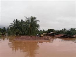26 công nhân của Hoàng Anh Gia Lai hiện bị cô lập trong vụ vỡ đập thủy điện tại Lào