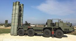 Không quân Nga bắn phá UAV lạ nhắm đến căn cứ Hmeymim