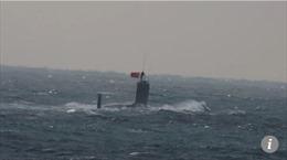 Tàu ngầm tấn công hạt nhân của Trung Quốc quá dễ bị phát hiện?
