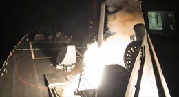 Tàu khu trục Mỹ có thể tấn công mọi mục tiêu tại Syria từ Địa Trung Hải