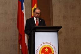 Kỷ niệm 73 năm Quốc khánh Việt Nam tại Chile