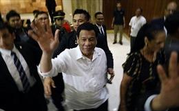 Tổng thống Philippines bắt đầu chuyến công du 7 ngày tới Trung Đông