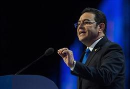 Tổng thống Guatemala đánh giá cao sự phát triểncủa Việt Nam