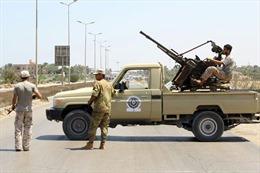 Giao tranh dữ dội giành quyền kiểm soát thủ đô Tripoli, Libya