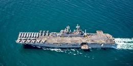 Tàu sân bay Mỹ chở tiêm kích tàng hình F-35 tiến vào Trung Đông