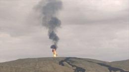 Thủ đô Azerbaijan khốn khổ vì núi lửa phun, nước lũ tràn trong cùng một ngày