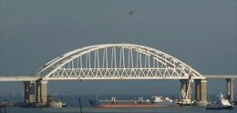 Nga mở cửa lại Eo biển Kerch