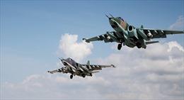 Máy bay quân sự Nga xuất kích bảo vệ Eo biển Kerch