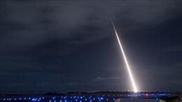 Tuyên bố rút khỏi INF, Mỹ liền thử đánh chặn tên lửa đạn đạo tầm trung