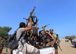 Phiến quân Houthi tấn công cuộc diễu binh của quân đội Yemen, nhiều người thương vong