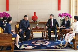 KCNA: Chủ tịch Trung Quốc nhận lời thăm Triều Tiên