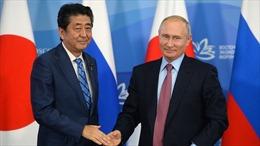 Nga-Nhật khởi động vòng tham vấn đầu tiên về hiệp ước hòa bình
