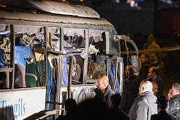 Đại sứ quán Việt Nam tại Ai Cập xác nhận vụ đánh bom nhằm vào xe chở du khách Việt