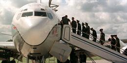 Không quân Mỹ tuần tra 'bất thường' trên bầu trời Ukraine để cảnh cáo Nga