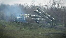 Quân đội Ukraine dùng S-300 'khóa' bầu trời Donbass