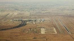 Phòng không Syria đánh chặn các mục tiêu thù địch gần sân bay Damascus