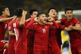 AFF Suzuki Cup 2018: Việt Nam vô địch về số lượng cầu thủ ghi bàn
