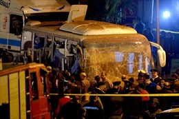 Ba du khách Việt Nam thiệt mạng do trúng bom tại Ai Cập