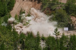 Vụ thử hạt nhân năm 2017 của Triều Tiên tới năm 2019 vẫn gây động đất