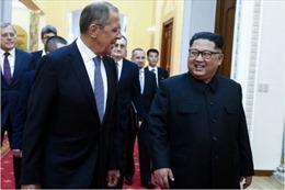 Nga bí mật đề nghị tặng nhà máy hạt nhân cho Triều Tiên