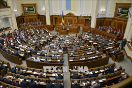 Ukraine sửa đổi hiến pháp đẩy nhanh gia nhập EU, NATO