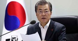 Hội nghị Thượng đỉnh Mỹ- Triều Tiên lần 2: Tổng thống Hàn Quốc ca ngợi bước tiến 'nhiều ý nghĩa'