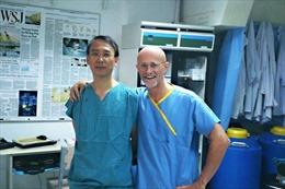 Đột phá kỹ thuật ghép đầu: Nối thành công tủy sống