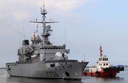 Trung Quốc phản đối tàu chiến Pháp xâm nhập trái phép