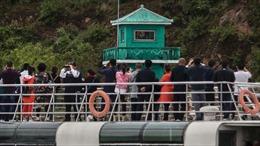 Trung Quốc xây dựng cửa khẩu 5G đầu tiên để ngăn người di cư, buôn lậu