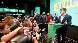 Tổng thống đắc cử Ukraine muốn chấm dứt xung đột Donbass bằng 'trận chiến thông tin'