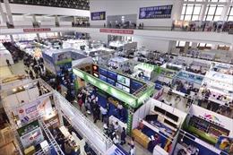 Bất chấp cấm vận, Hội chợ Triều Tiên vẫn thu hút hàng trăm công ty nước ngoài
