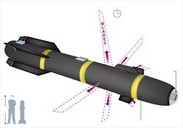 Mỹ phát triển tên lửa bí mật gắn 6 lưỡi dao để tiêu diệt khủng bố