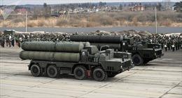 Việc chuyển giao S-400 cho Thổ Nhĩ Kỳ có thể hoãn đến sau tháng 6
