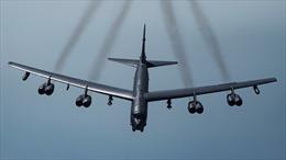 Video Su-27 Nga xuất kích răn đe 'pháo đài bay' B-52 Mỹ trên Biển Đen
