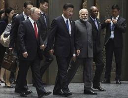Nga, Ấn Độ, Trung Quốc ấn định họp chung bên lề G-20