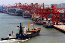 Tàu hàng Canada lòng vòng trên biển 4 tuần vì vướng vào trận chiến Huawei