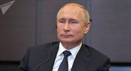 Trung tâm nhận cuộc gọi họp báo của Tổng thống Putin bị tấn công mạng từ nước ngoài