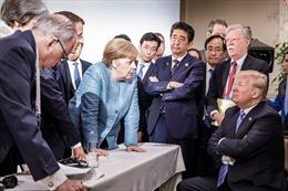 Thủ tướng Đức Merkel thất vọng với chính sách của Tổng thống Trump