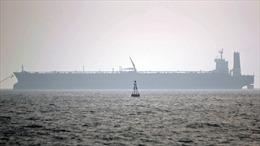 Tàu chở dầu biến mất gần vùng biển Iran