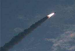 Tên lửa đạn đạo mới của Triều Tiên tương tự Iskander Nga