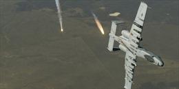 Đâm phải chim trời, chiến đấu cơ 'Thần Sấm' Mỹ đánh rơi 3 quả bom
