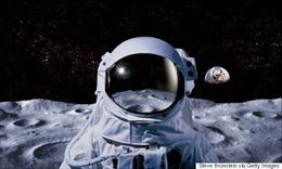 Nga dùng bụi Mặt trăng, công nghệ in 3D để xây căn cứ vũ trụ