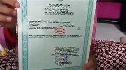 Lý do cậu bé Indonesia được bố mẹ đặt tên là Google