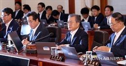 Tổng thống Hàn Quốc ca ngợi cuộc gặp Trump-Kim tại DMZ giúp chấm dứt mọi thù địch