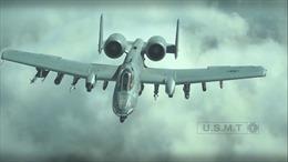 Cường kích 'Thần Sấm' A-10 của Không quân Mỹ