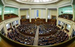 Quốc hội Ukraine phê duyệt các chức danh bộ trưởng nội các mới