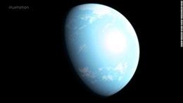 Hy vọng sự sống trên 'siêu Trái Đất' chỉ cách chúng ta 31 năm ánh sáng