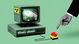 Tổng thống Trump muốn ném bom hạt nhân ngăn chặn siêu bão