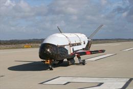 Máy bay vũ trụ bí ẩn của Không quân Mỹ lập kỷ lục bay trên quỹ đạo