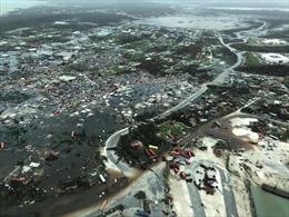 Siêu bão Dorian tàn phá suốt 36 tiếng, Bahamas đổ nát hoang tàn
